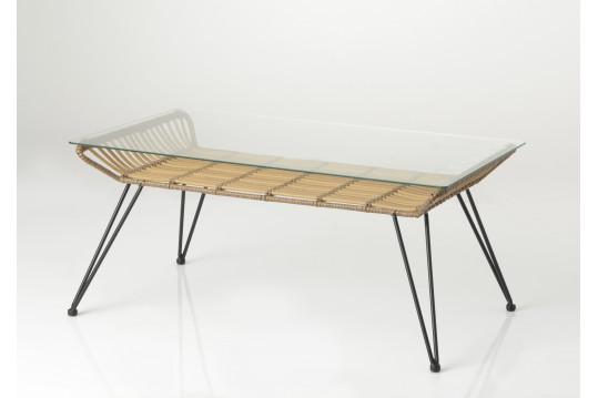 TABLE BASSE ROTA