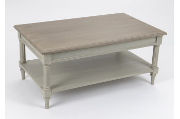 Table basse en bois Edward