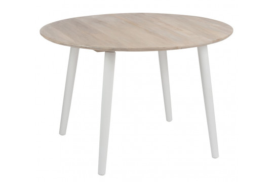 TABLE A MANGER RONDE RETRO