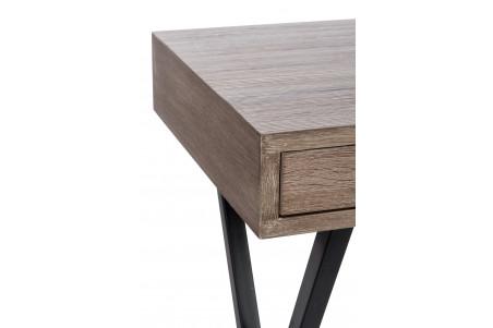 Bureau bois massif moderne sweet bureau en bois ikea elegant desk