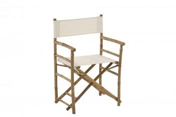 Chaises en bambou - OIA (Lot de 2)