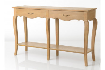 Console à drapier en bois finition chêne naturel - SONGE
