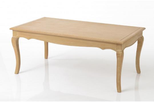 Table basse en bois finition chêne - SONGE
