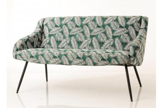 Canapé à motif plumes - OMY