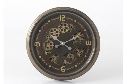 Horloge Mécanique en Bronze