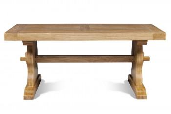 Table monastère La BRESSE - bois chêne massif