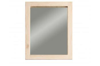 Miroir de salle de bain en chêne blanchi - VÉRONE
