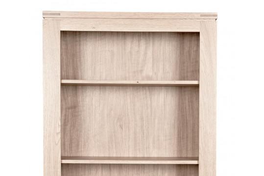 Étagère supplémentaire pour Bibliothèque Boston - chêne blanchi
