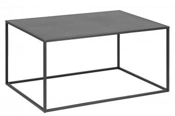 Table basse en métal noir - NEWTON