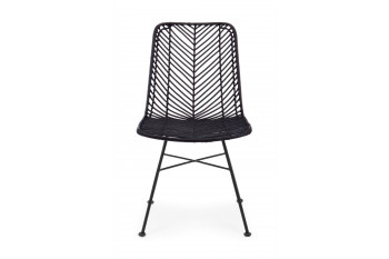 Chaise en  Rotin  - LORINE