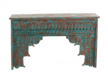Console orientale en bois - SALMA
