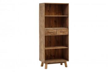 Bibliothèque en bois recyclé PEROU