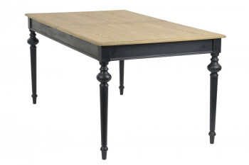 Table rectangulaire extensible Neyla