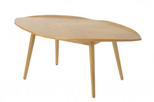 Table basse en bois 109 cm - Autumn