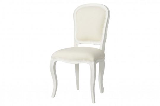 Chaise Muriane en bois - Blanc
