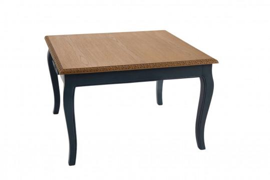 Table basse carrée en bois L70 - LOIRE
