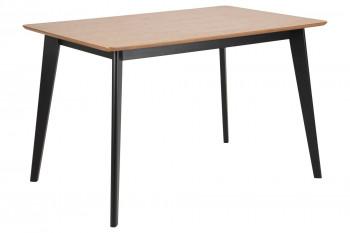 Table à manger rectangulaire en bois L120 - LETA