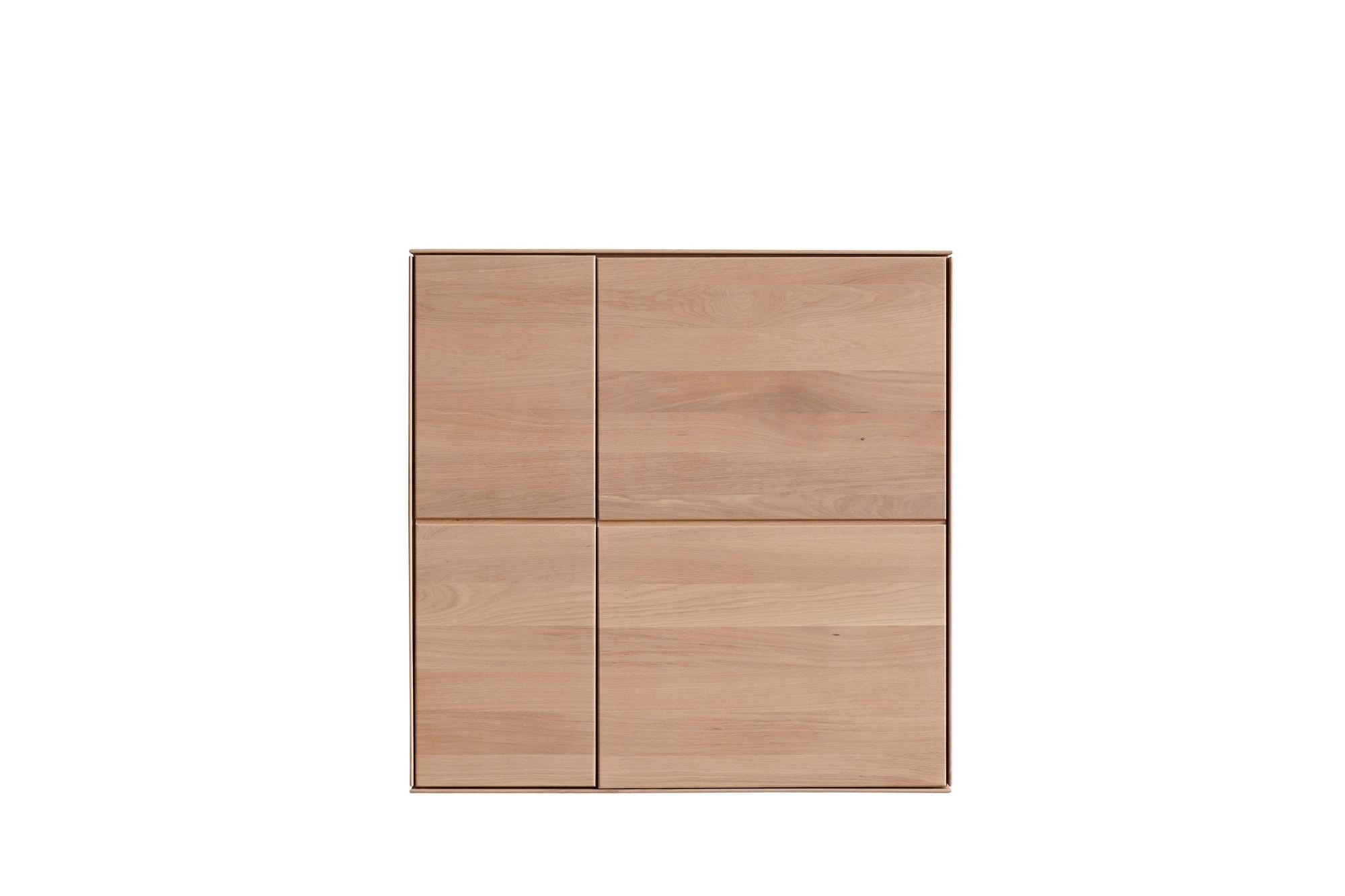 Armoire suspendu en bois