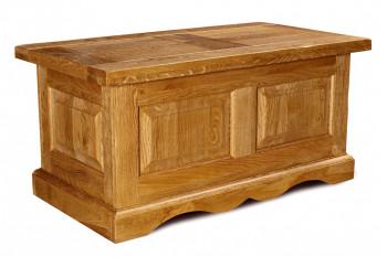 OCCASION Table basse bar en chêne moyen - LA BRESSE