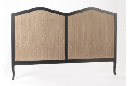 Tête de lit grand modèle CELESTE - bois bayur