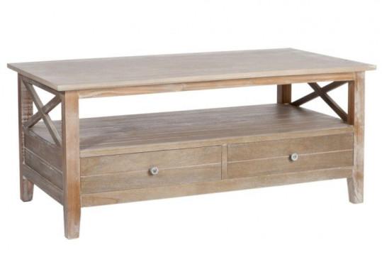 TABLE BASSE 2 TIROIRS KROSS