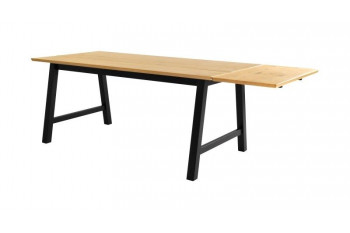 Lot de 2 Allonges table ELLIOT