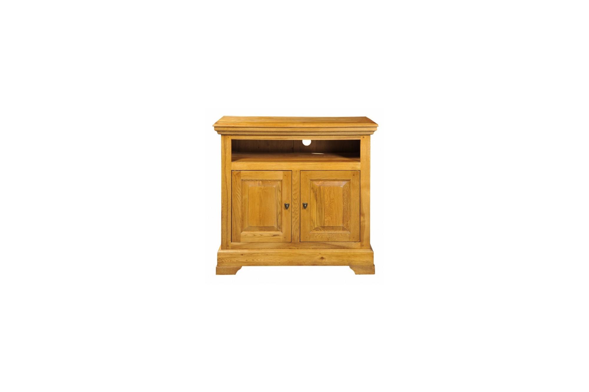 occasion meuble tv louis philippe. Black Bedroom Furniture Sets. Home Design Ideas